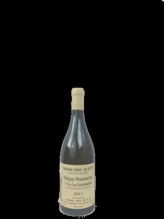 Amiot Guy Desmoiselles Premier Cru Chardonnay 2011 075 cutout