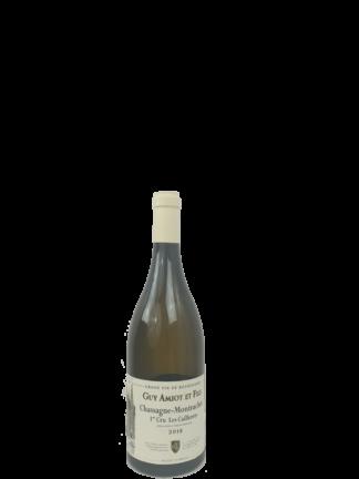 Amiot Guy Les Caillerets Premier Cru Chardonnay 2018 075