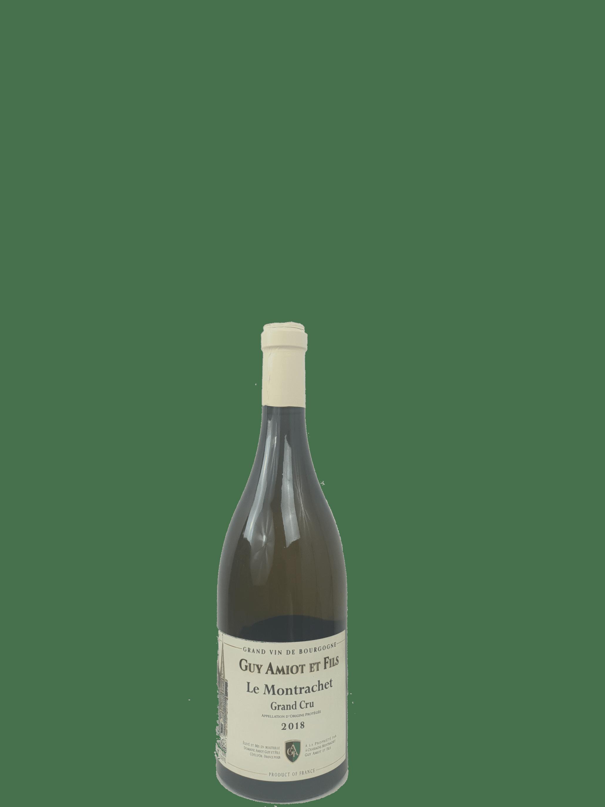 Amiot Guy Montrachet Grand Cru Chardonnay 2018 075