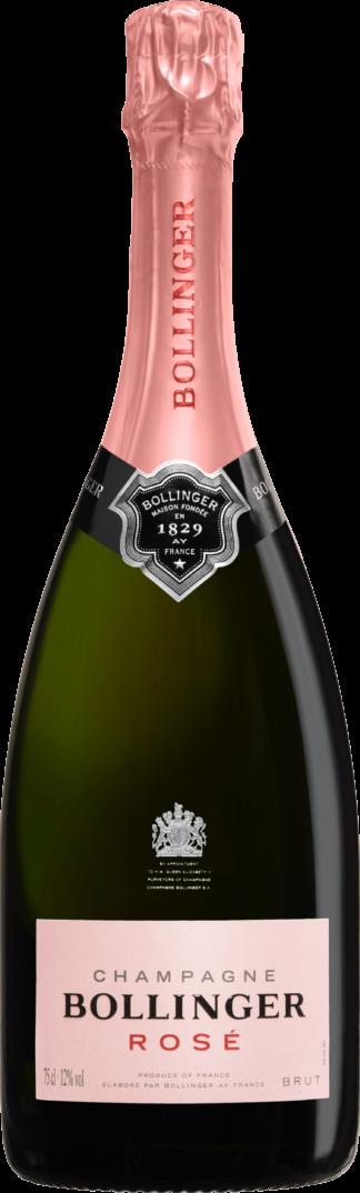 Bottle Bollinger Rose