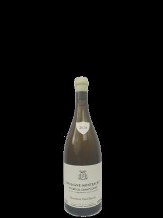 Domaine Paul Pillot Chassagne Montrachet AC Chardonnay 2018 075