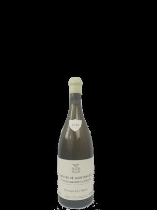 Domaine Paul Pillot Les Grandes Ruchottes Premier Cru Chardonnay 2018 075