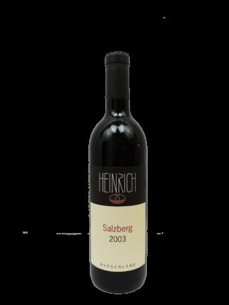 Heinrich Gernot Salzberg 2003 075