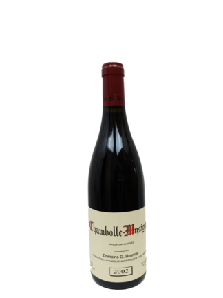 Roumier Chambolle Musigny AC Pinot Noir 2002 075
