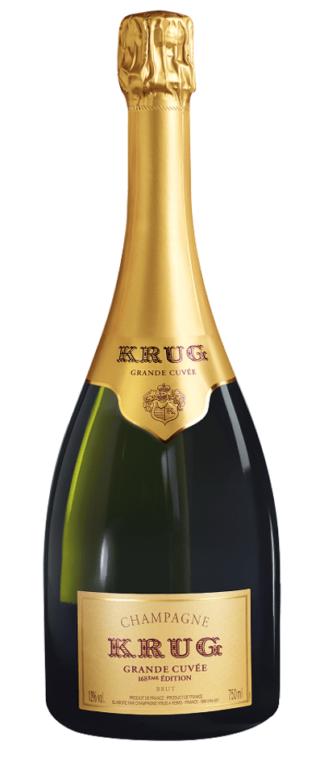 Krug Grande Cuvee 168eme Edition